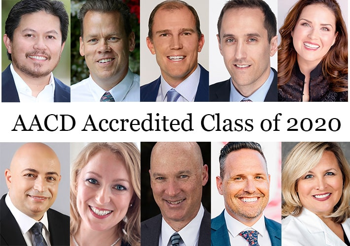 Accreditation Class of 2020