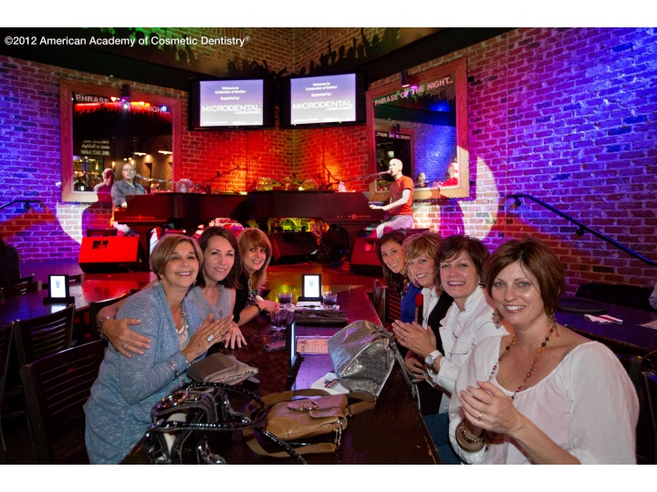 Attendees were very generous during the Give Back a Smile Fundraiser event at Bobby McKey's.
