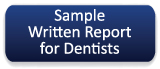 Sample Written Report for Dentists