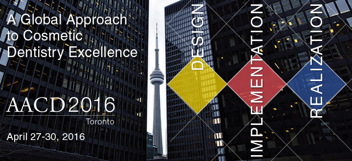 AACD 2016 Scientific Session in Toronto