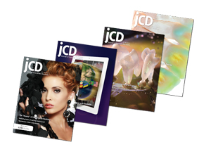 Cover of the last four issues of jCD