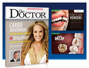Dear Doctor waiting room magazine
