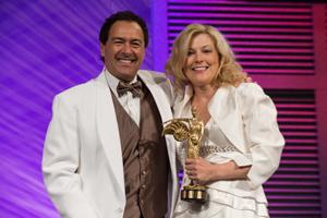 Evy Award Presentation in Orlando
