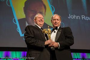 Evy Award presentation in Seattle