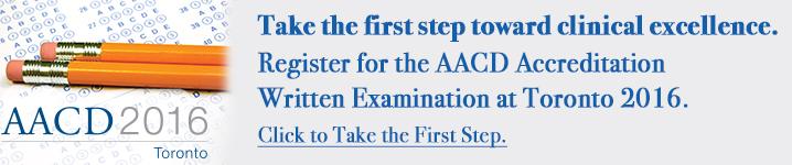 AACD Written Exam