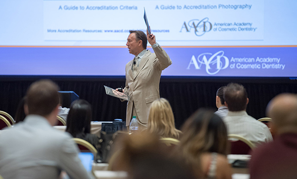 Why Become AACD Accredited